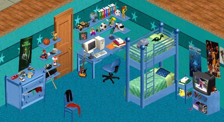 Les Sims 1 : L'integrale